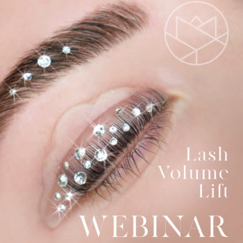Webinar Lash Volume Lift- Lifting Rzęs